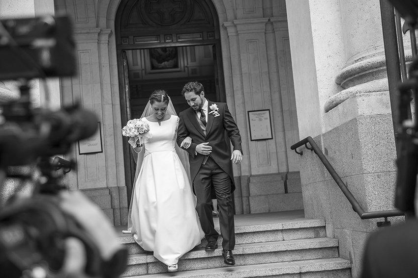 Vestidos de novia exclusivos madrid