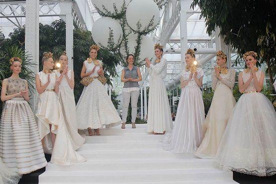 Vestidos de novia hechos a medida en madrid